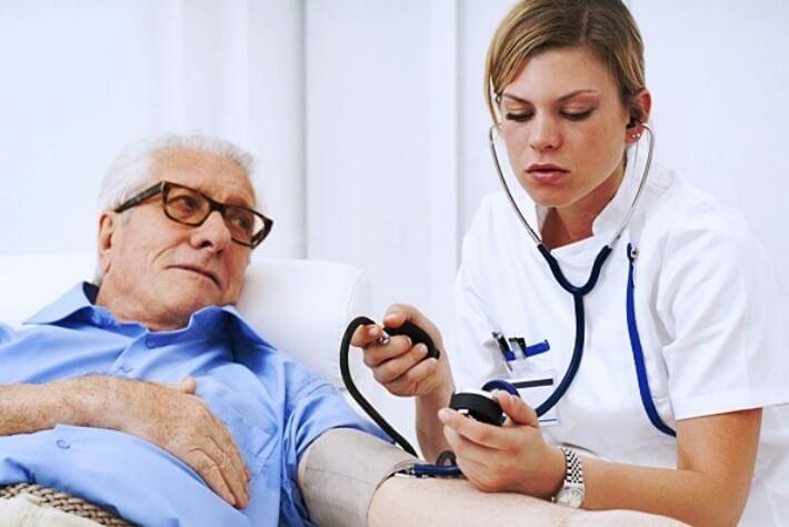 Давление у пожилых, нормы давления в пожилом возрасте